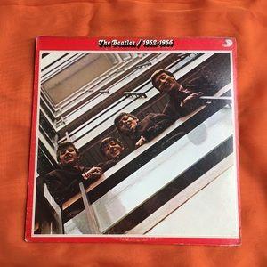 The Beatles 1962-1966 Album